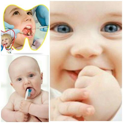 اهمیت بهداشت دهان و دندان در کودکان